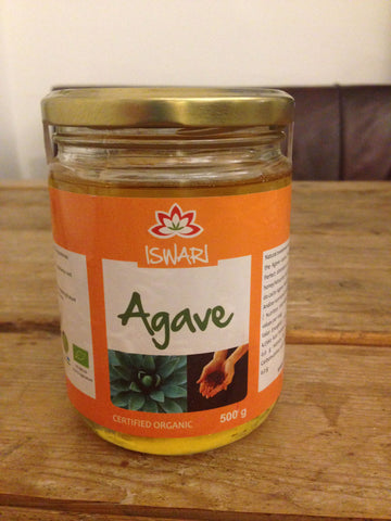 Organic Agave Syrup 500g