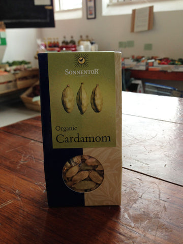 Org Cardamon Seeds 30g