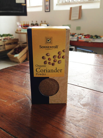 Org Coriander Ground 40g