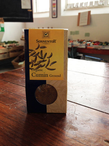 Org Cumin Ground 40g