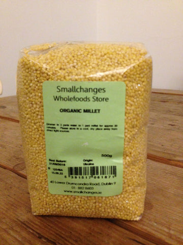 Organic Millet Grain - Yellow 500g