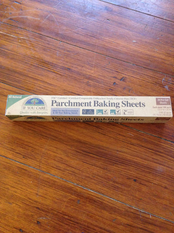 Parchment Baking Sheets