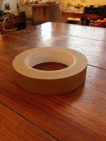 Brown Paper Tape 2.5cm