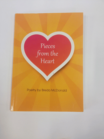 Pieces From The Heart - Breda McDonald