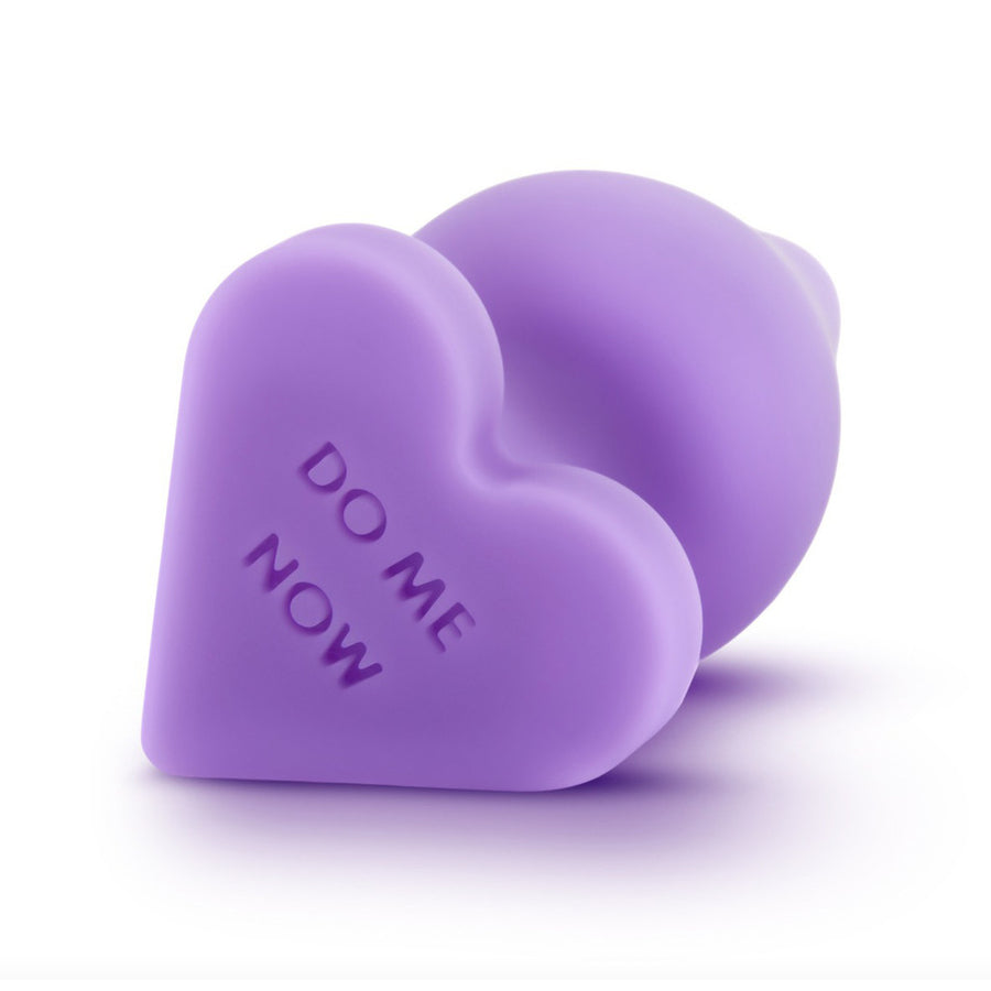 """Do Me Now"" Valentine Butt Plug"