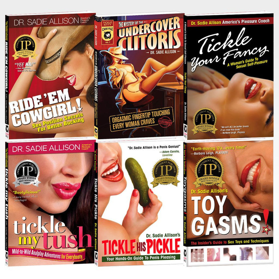 Dr. Sadie's Orgasm Book Kit