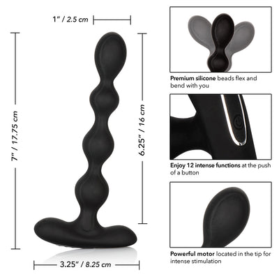 Eclipse Slender Vibrating Beads Info