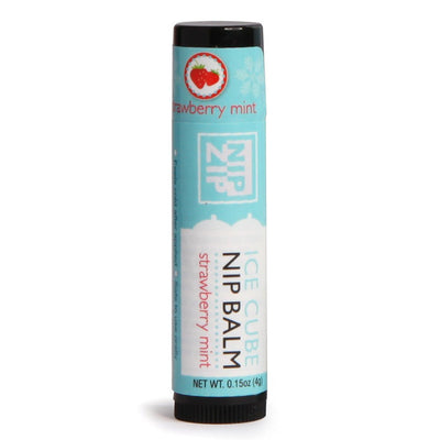 Nip Zip Ice Balm – Strawberry Mint