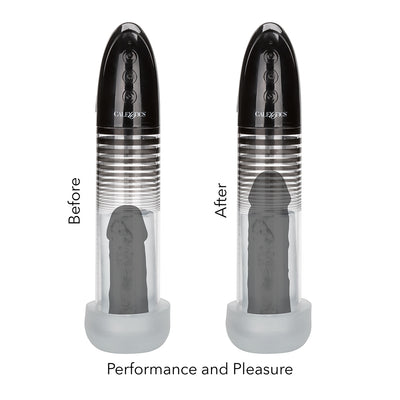 Optimum Automatic Smart Penis Pump Before and After