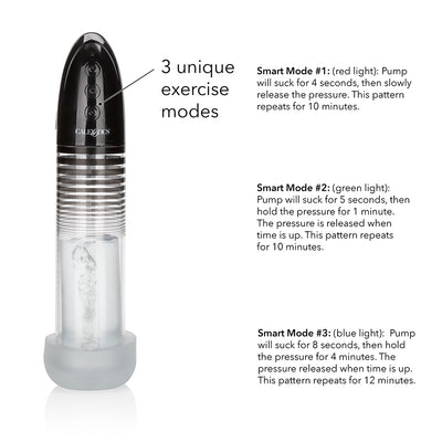 Optimum Automatic Smart Penis Pump Modes