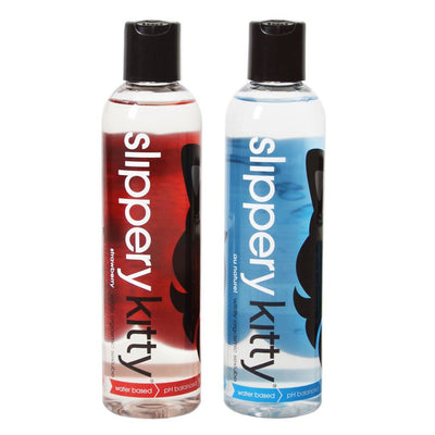 Slippery Kitty Lube Bundle 8oz