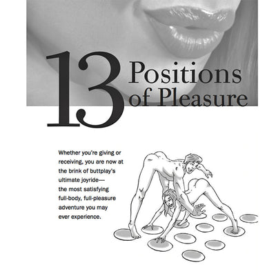 Tickle My Tush: Mild-to-Wild Analplay Adventures for Everybooty Illustration 2