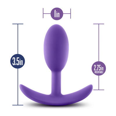 Wearable Vibra Plug Dimensions