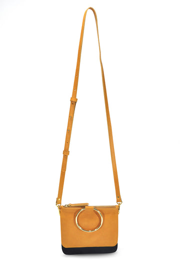 Joy Cross Body Tan/Navy - Positive Elements