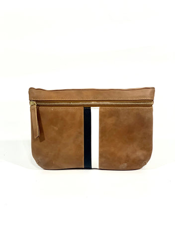 Belt Bag Tan with White/Black - Positive Elements