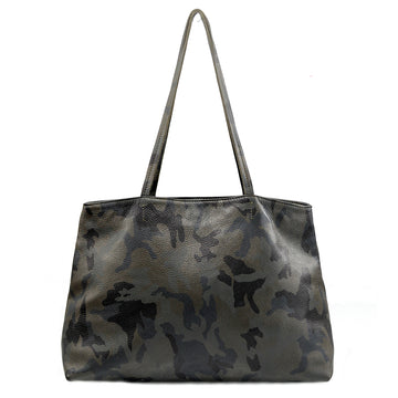 Statement Camouflage Tote - Green Camo - Positive Elements