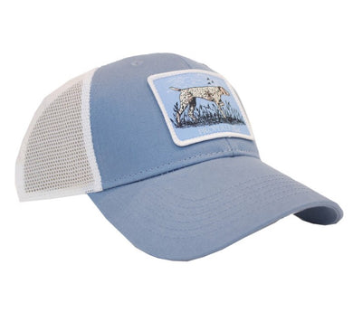Properly Tied-Kids Trucker Cap-Pointer