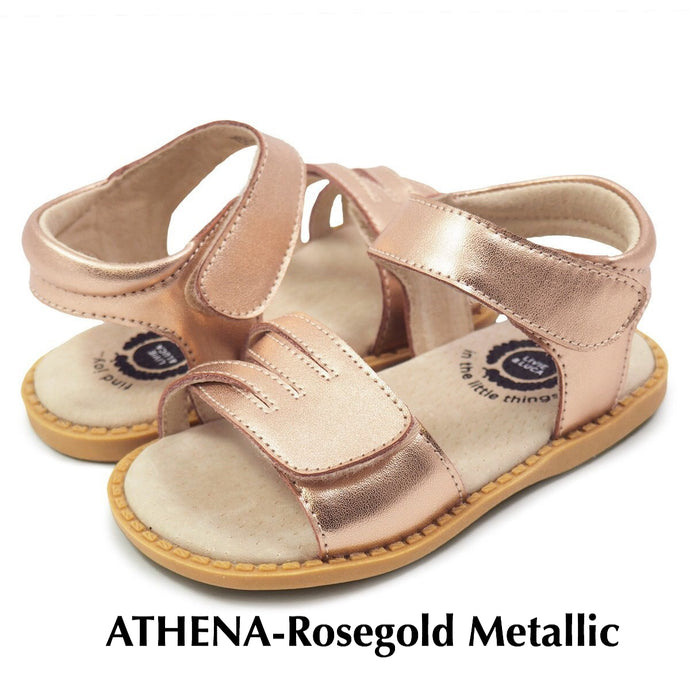 Livie & Luca ATHENA-Rosegold Metallic