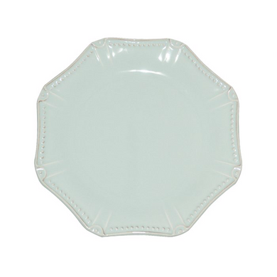 Isabella Dinner Plate-Ice Blue