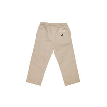 Load image into Gallery viewer, TBBC-Sheffield Pants Keeneland Khaki with Nantucket Navy Stork
