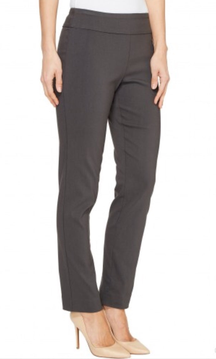 Krazy Larry Ankle Pant-Grey