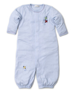 Kissy Kissy-Baby Boys Convertible Gown-SCE Airplanes