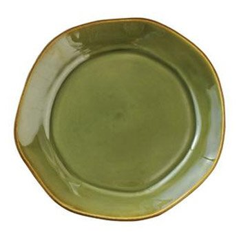 Cantaria Salad Plate-Pine