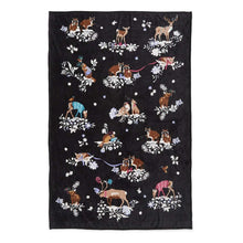 Load image into Gallery viewer, Merry Mischief-Plush Throw Blanket