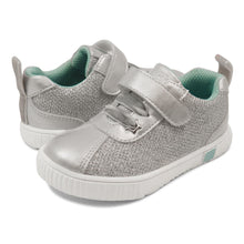 Load image into Gallery viewer, Livie & Luca SPIN Sneaker-Silver Metallic