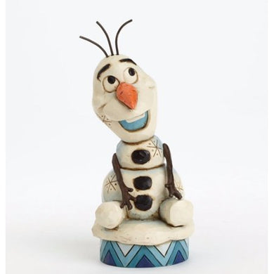 "Disney Traditions-""Silly Snowman"" Olaf"