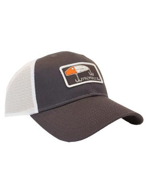 Properly Tied-Kids Trucker Cap-Lure