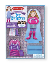 Load image into Gallery viewer, Fun Fashions Magnetic Dress-Up Set