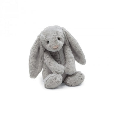 Bashful Grey Bunny-Small