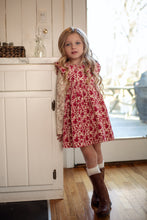 Load image into Gallery viewer, Mustard Pie-Robin Red Alice Dress (Lottie Top Sold Separately)