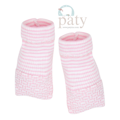 Paty Booties Pink