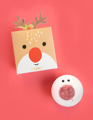 Rudolph the Red-Nosed Reindeer Bath Balm