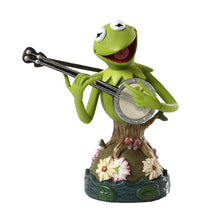 "Load image into Gallery viewer, Disney Showcase-Kermit the Frog Playing Bango ""The Muppet Show"""