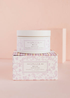 Lollia-Relax No. 08-Whipped Body Butter