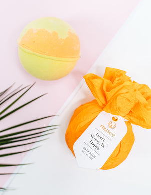 Don't Worry, Be Happy Bath Balm