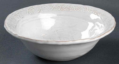 Vietri-Bellezza-White-Cereal Bowl