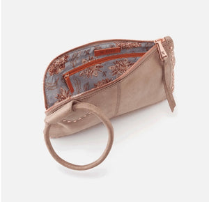 SABLE Wristlet-Rose Dust Metallic