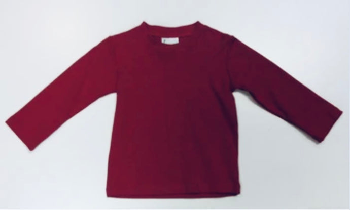 Zuccini-Boys L/S Red Tee Shirt
