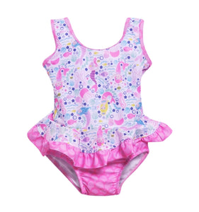 Flap Happy-Stella Infant Mermaid Swimsuit