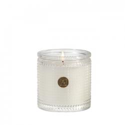The Smell Of Spring-Textured Glass Candle