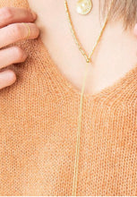 Load image into Gallery viewer, Laguna Adjustable Necklace-Gold