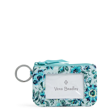 Cloud Vine-Iconic Zip ID Case