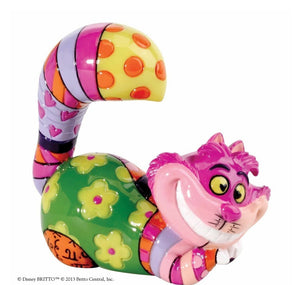 🔺Disney Britto-Cheshire Cat Figurine