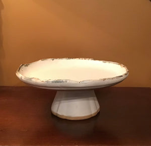 Charming White-Cake Stand