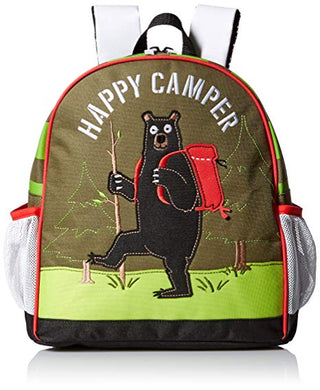 Kids Backpack-Happy Camper
