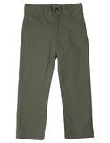 Properly Tied-LIL DUCKLINGS CHARLESTON PANT OLIVE